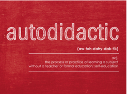 Picture of Autodidactic: Artbeat Annual 8