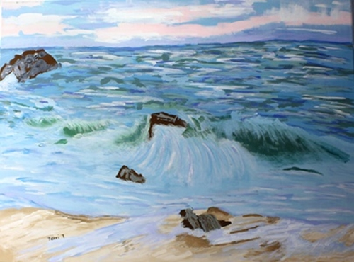 Picture of Ocean Seascape 2