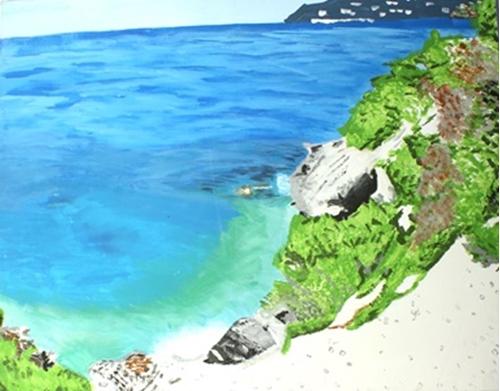 Picture of Ocean Seascape 1
