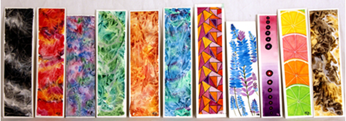 Picture of Assorted Bookmarks