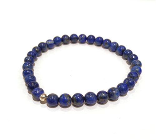 Picture of Lapis Lazuli Bracelet