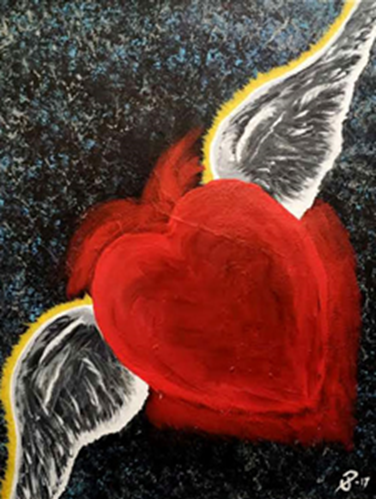 Picture of Spirited Heart
