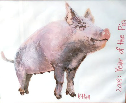 Picture of Year of the Pig