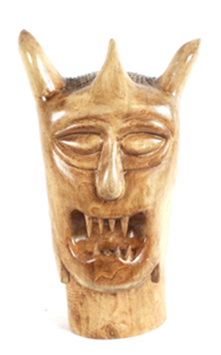 Picture of Carved Head (Imagination)